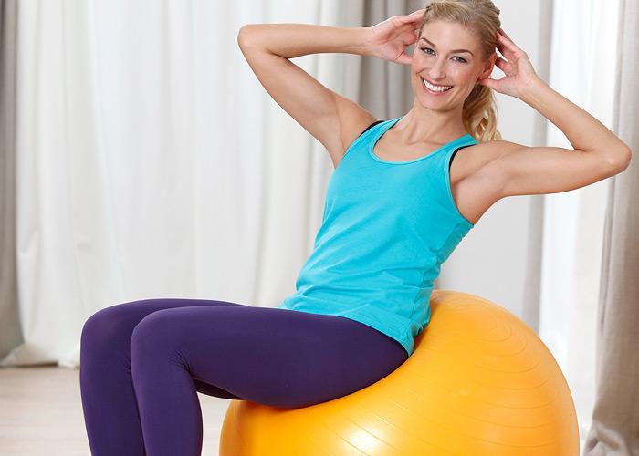 Bauchmuskeln stärken in der 3-Monats-Kur
