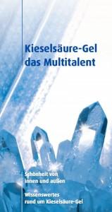 Silicium-Gel Broschüre