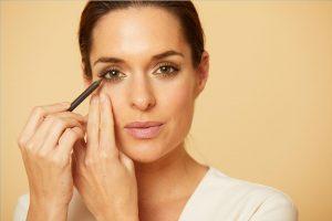 silvester makeup tipps