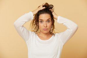 Haare zu oft waschen