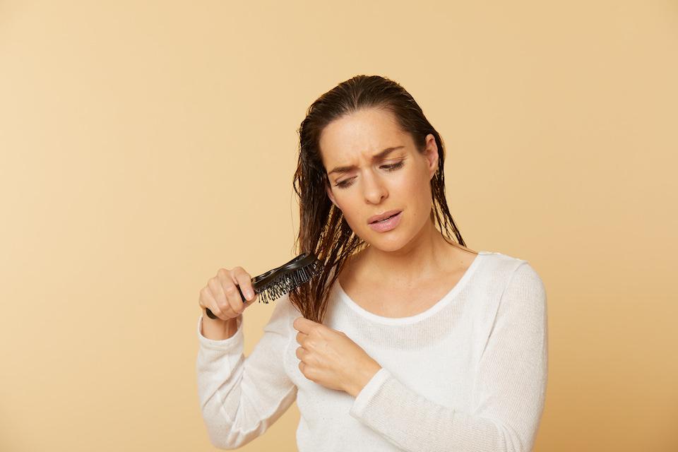 Haare falsches shampoo
