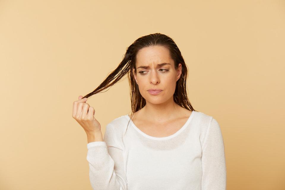 Haare nicht richtig ausspuelen