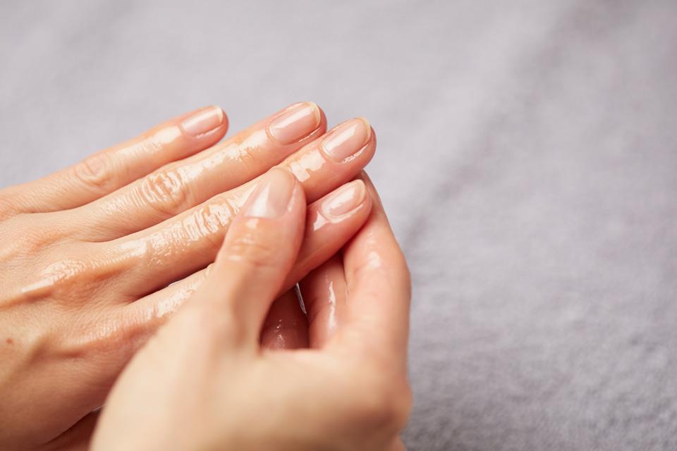 naegel pflege handbad silicium diy