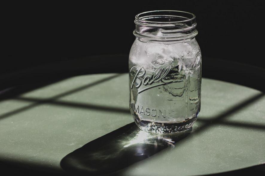 wasser trinken silicium von innen